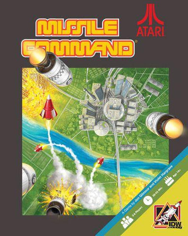 Atari's Missile Command (expected in stock on 27th March) - Leisure Games