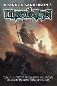Mistborn: Alloy of Law - Masks of the Past