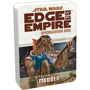 Star Wars - Edge of Empire: Modder Specialization Deck