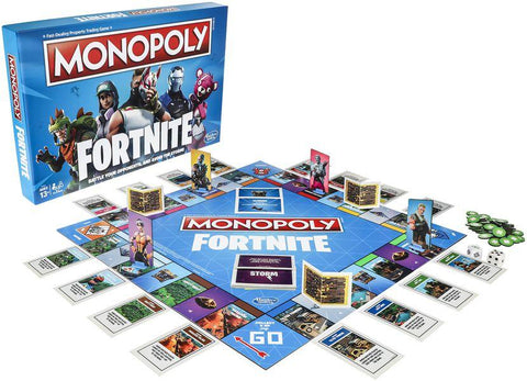 Monopoly: Fortnite (expected in stock on 13th November)