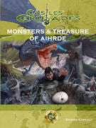 Castles & Crusades: Monsters & Treasures of Aihrde (softcover) - Leisure Games