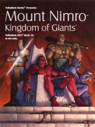 Palladium Fantasy: Mount Nimro - Kingdom of Giants