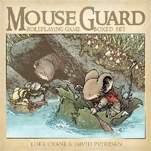 Mouse Guard RPG Boxed Set