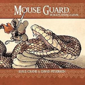 Mouse Guard RPG Hardcover