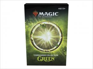 Magic the Gathering Commander Collection Green- WPN Regular Exclusive (release date 4th December)