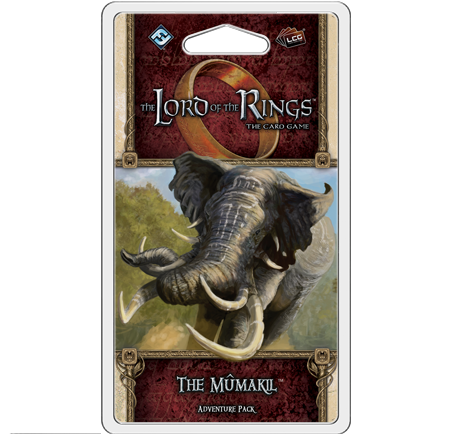 Lord of the Rings LCG: The Mumakil Adventure Pack