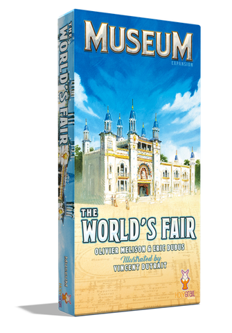 Museum: The World's Fair (expected in stock on 21st May)