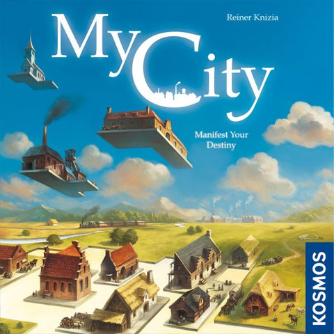 My City (expected in stock on 11 August)
