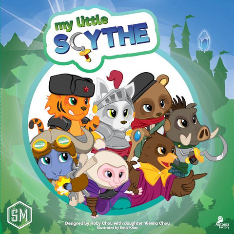 My Little Scythe (release date 17th August)