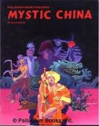 Ninjas & Superspies: Mystic China