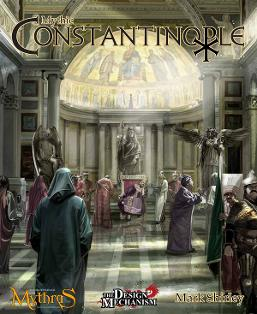 Mythras: Mythic Constantinople + complimentary PDF