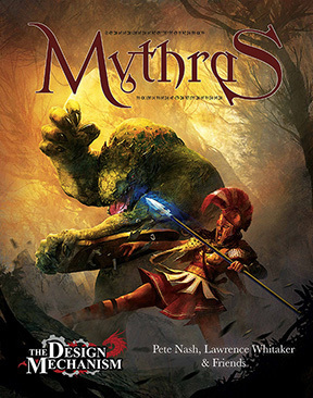Mythras Core Rules + complimentary PDF