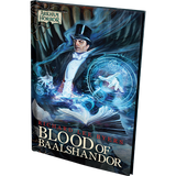 Arkham Horror Files: Blood of Baalshandor - pre-order (expected March 2020)