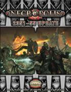 Savage Worlds Necropolis 2351-55 Update