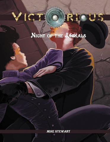 Victorious: Night of the Jackals