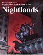 Nightbane: World Book 2 - Nightlands