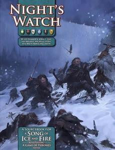 A Song of Ice and Fire: Night's Watch - Leisure Games