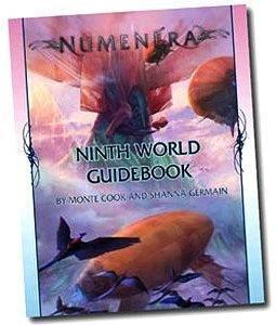 Numenera Ninth World Guide Book