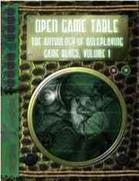 Open Game Table - Anthology of RPG Blogs