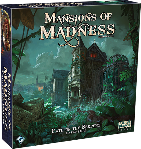 Mansions of Madness 2nd Edition: Path of the Serpent
