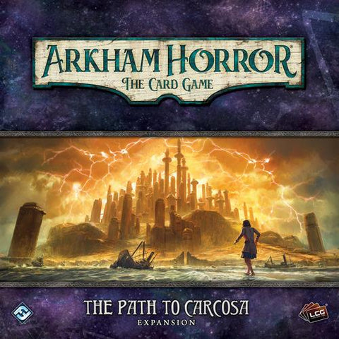 Arkham Horror The Card Game: The Path to Carcosa - Leisure Games