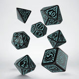 Iron Gods Dice Set (7)