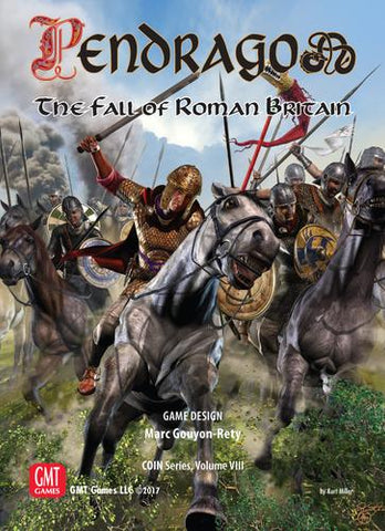 Pendragon: The Fall of Roman Britain (COIN series)