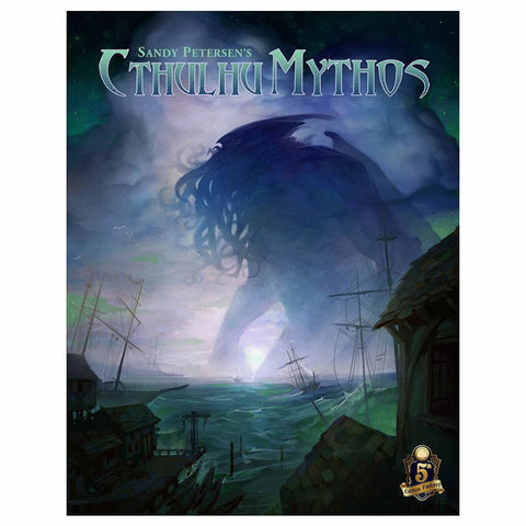Sandy Petersen's Cthulhu Mythos for 5e