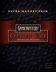 Pathfinder: GameMastery Combat Pad Extra Magnets