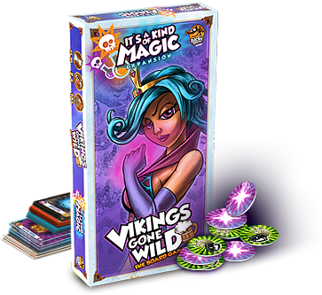 Vikings Gone Wild Expansion: It's a Kind of Magic