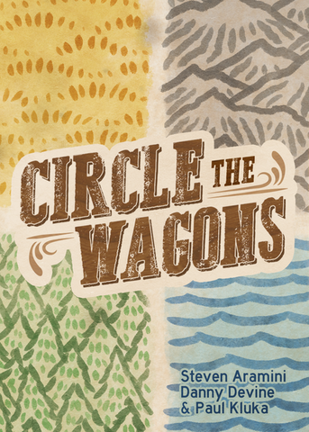 Circle the Wagons (expected in stock on 25th November)