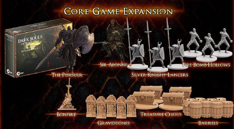 Dark Souls The Board Game: Explorers Expansion
