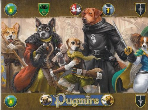 Pugmire Guide's Screen