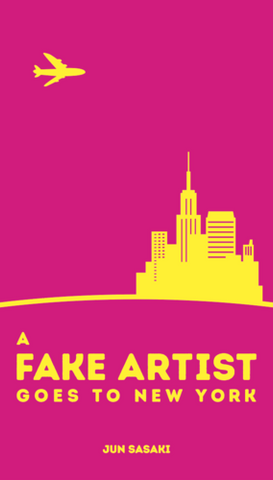 A Fake Artist Goes to New York - Leisure Games