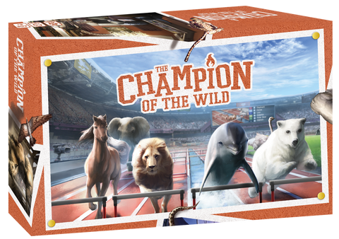 Champion of the Wild Second Edition