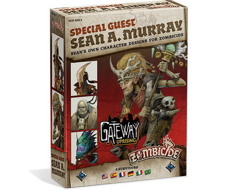 Special Guest: Sean A. Murray: Zombicide Green Horde