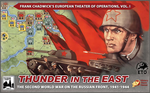 Thunder in the East The Second World War on The Russian Front 1941-1945