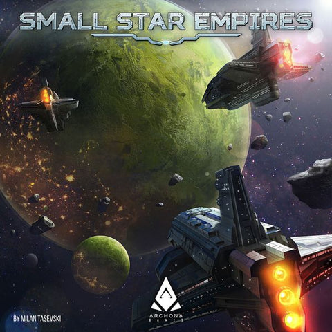 Small Star Empires (2018 edition)