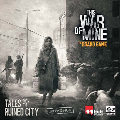 This War of Mine Expansion - Wartime Diaries: Tales from a Ruined City