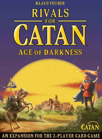 Rivals for Catan: Age of Darkness (New Edition)