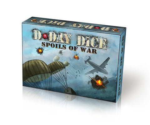 D-Day Dice 2nd Edition: Spoils of War Expansion (expected in stock on 26th January)