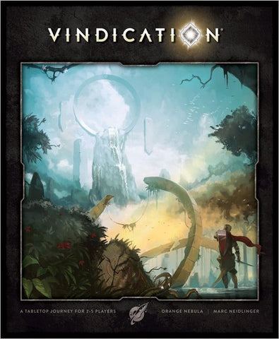 Vindication (expected in stock on 22nd October)