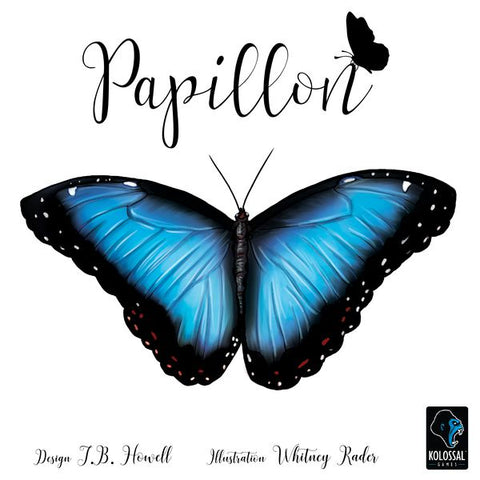 Papillon (expected in stock on 7th July)