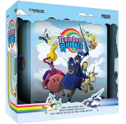 Rainbow Knights (expected in stock on 26th March)