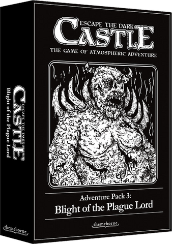 Escape the Dark Castle: Adventure Pack 3: Blight of the Plague Lord Expansion (release date 1st May)