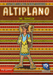Altiplano: The Traveler (expected in stock on 13th November)