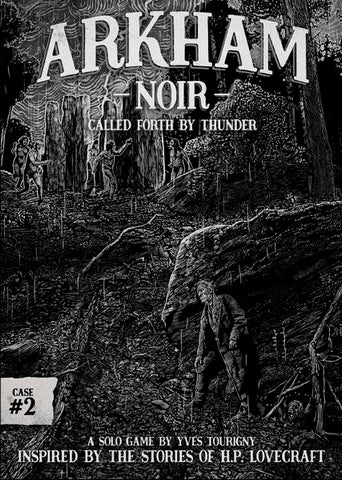 Arkham Noir #2 - Called Forth by Thunder (expected in stock on 22nd January)