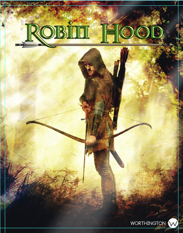 Robin Hood (expected in stock on 27th August)