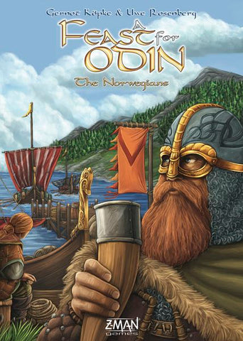 A Feast for Odin: The Norwegians (expected in stock on 19th February)