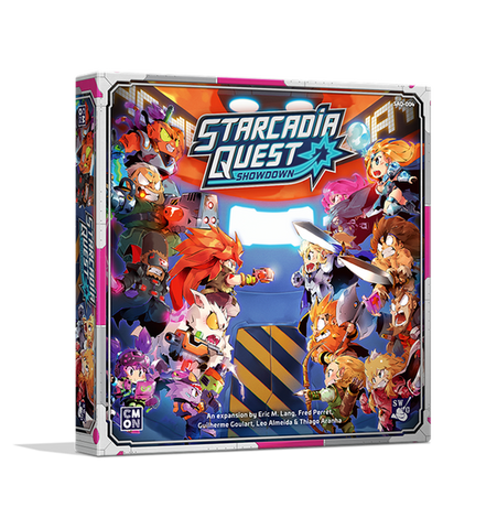 Starcadia Quest: Showdown (expected in stock on 19th May)
